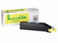 Фото - Тонер-картридж Kyocera TK-880Y тонер картридж kyocera tk 140 1t02h50euc black