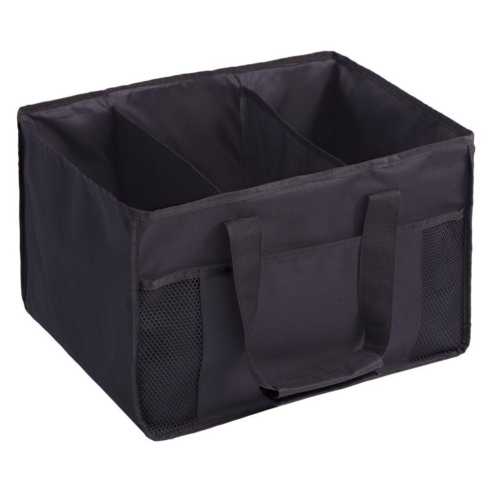 Органайзер в багажник автомобиля Unit Carry, черный органайзеры в багажник autoprofi органайзер в багажник travel org 10 gy