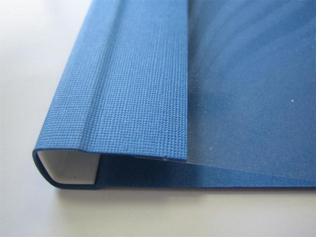 Фото - Мягкие обложки A4 O.SOFTCLEAR B (13 мм) с текстурой лен, синие шорты domyos шорты для мальчиков s500 gym темно–синие