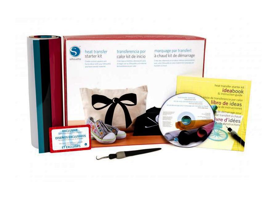Фото - Стартовый комплект для термоперенос для плоттеров CAMEO абажур для светильника банные штучки рогожка