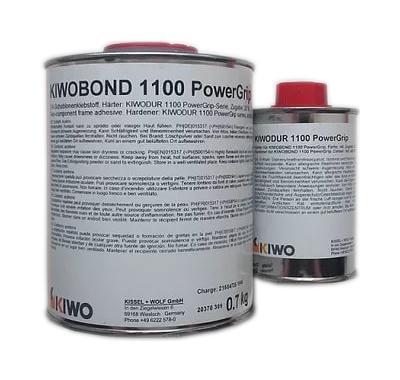 Двухкомпонентный клей для трафаретных сеток BOND 1100 PowerGrip (700 г.) клей жидкий пластик жидкая смола lazer bond