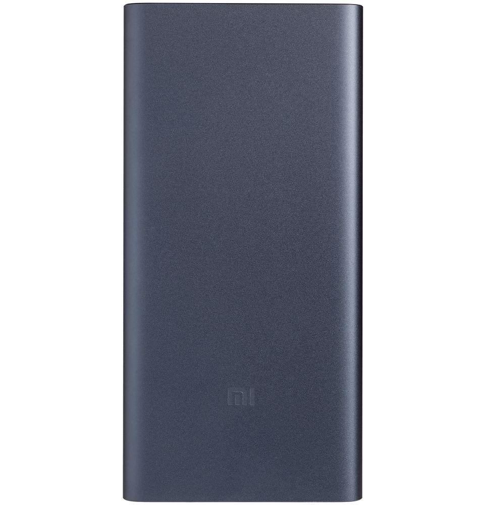 Фото - Внешний аккумулятор Mi Power Bank 2S, 10000 мАч, темно-синий внешний аккумулятор deppa nrg turbo compact 10000 мач qc pd 3 0 18w led экран