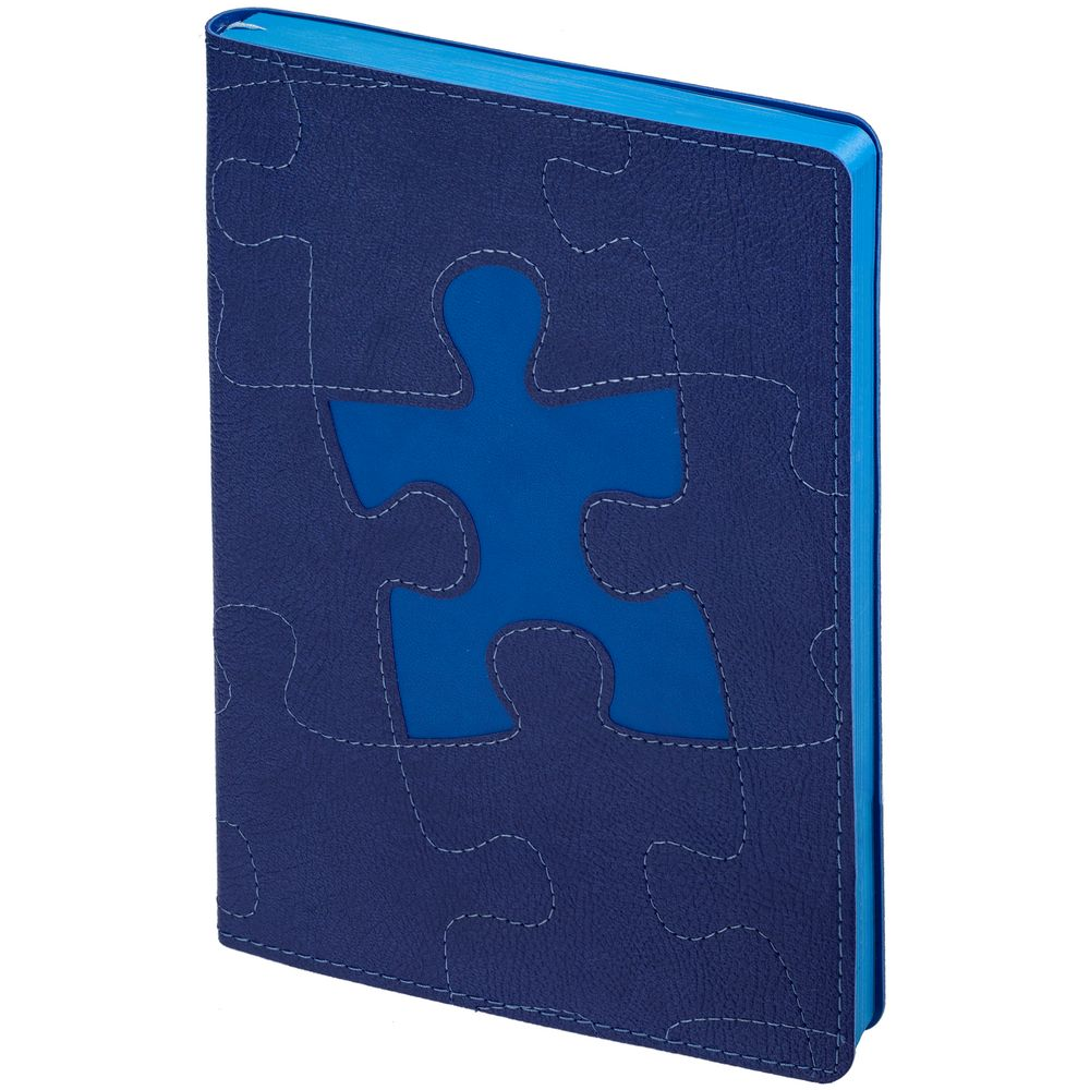 Ежедневник «Управление персоналом», недатированный, синий