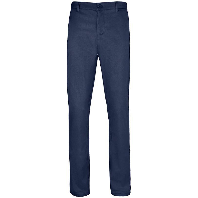 Брюки JARED MEN темно-синие, размер 44 luce della vita джинсы темно синие