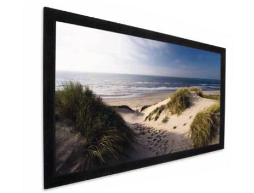 Купить Проекционный экран, HomeScreen Deluxe 129x196 Matte White (10600136), Projecta