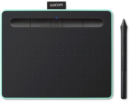 Intuos M Bluetooth, фисташковый (CTL-6100WLE-N)