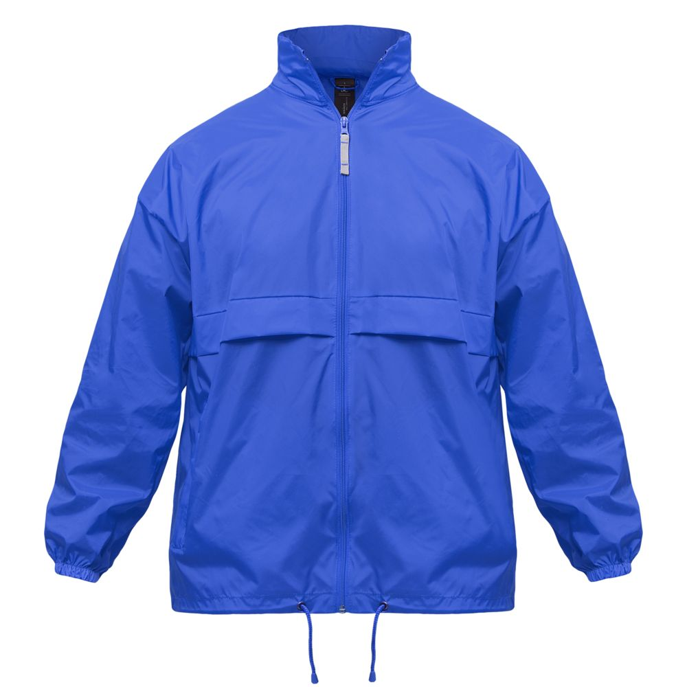 Фото - Ветровка Sirocco ярко-синяя, размер XL ветровка sirocco ярко синяя размер s