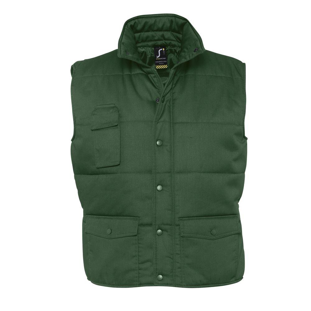 Жилет EQUINOX PRO, темно-зеленый, размер 5XL