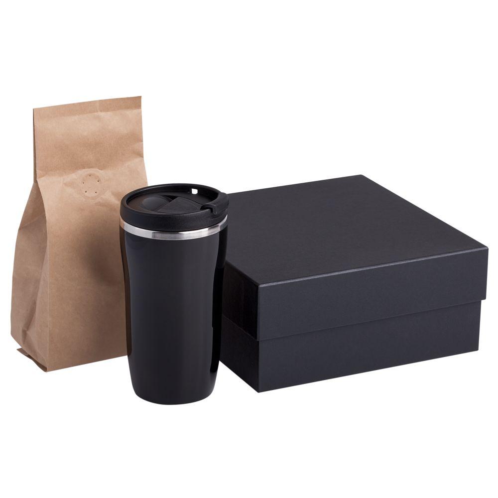 Набор Grain: термостакан и кофе, крафт недорого