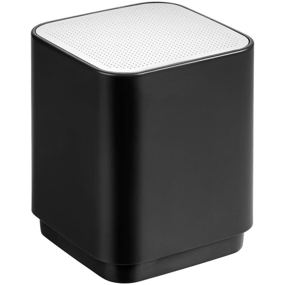 Фото - Беспроводная колонка с подсветкой логотипа Glim, черная беспроводная колонка uniscend tappy черная